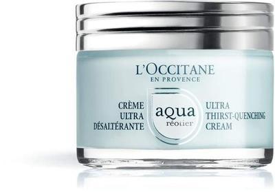 4.  L'Occitane Ultra Thirst-Quenching Cream