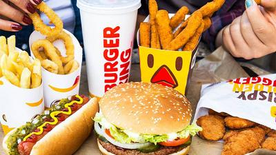 [FORUM] Burger king vs Burger Mcd vs Carl's Jr , enak mana?