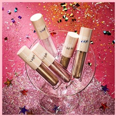 Dapatkan Warna-Warna Sparkling dari Peripera Pearly Night Liquid Glitter Pearl Eyeshadow