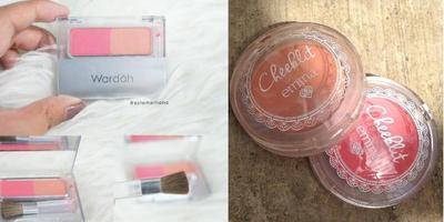 [FORUM] Lebih Pigmented Blush On Wardah atau Emina Sih?