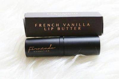 Bibir Lebih Lembut dan Sehat dengan Fernando French Vanilla Lip Butter