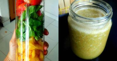 [FORUM] Kalian paling suka minum jus sayur atau buah??