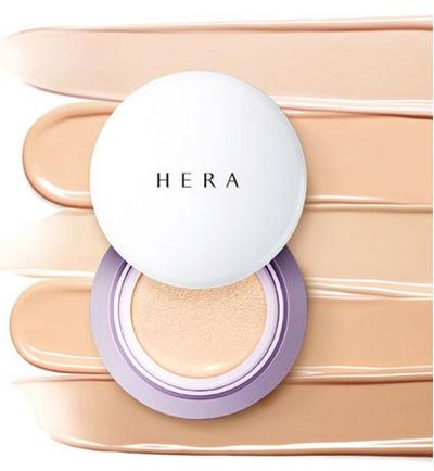 Hera Uv Mist Cushion Untuk Pilihan Coverage Natural Ataupun Coverage