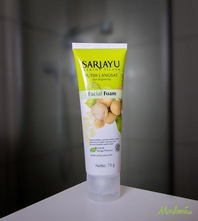 [FORUM] Efek pake cuci muka sariyu facial foam, jadi berminyak?