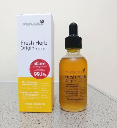 Natural Pacific Fresh Herb Origin Serum Korea yang Punya Banyak Manfaat