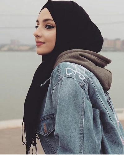 [FORUM] Hijab yang paling cepat berantakan tuh bahan apa ya?