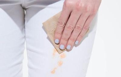 [FORUM] Cara bersihin noda di celana putih gimana yah?