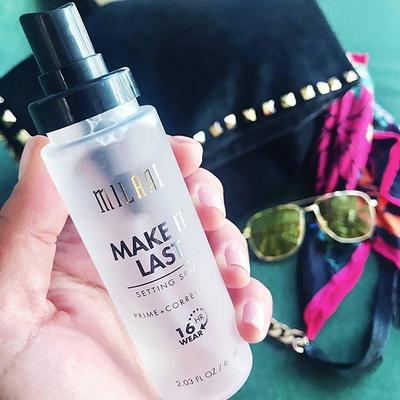 Dapatkan Makeup Flawless nan Tahan Lama dengan Milani Make It Last Setting Spray, Ladies!