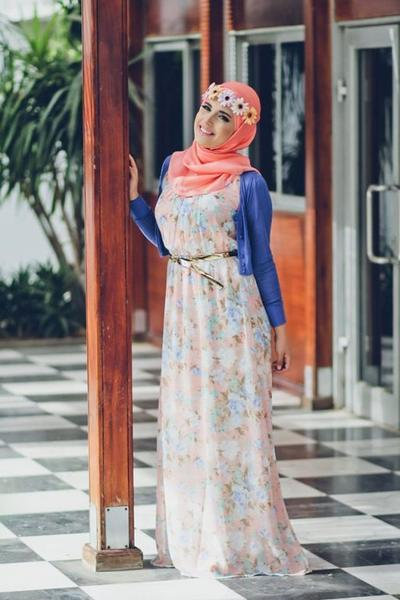 [FORUM] Mix and Match Maxi Dress Buat Hijabers