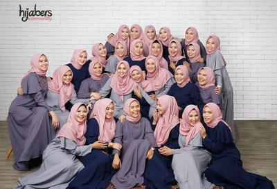 [FORUM] Gimana sih Cara Join Komunitas Hijabers?