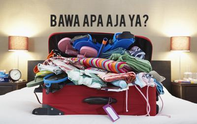 [FORUM] Traveling Biasanya Bawa Apa aja Sih?