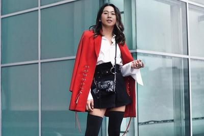 [FORUM] Kamu lebih pewe pakai outfit bertumpuk gitu atau simple aja?