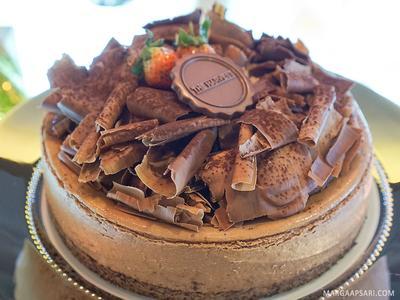 [FORUM] The Harvest atau Almondtree Cheese Cake Factory?