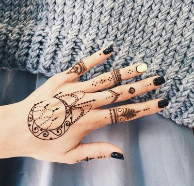 [FORUM] Lebih Suka Pakai Kutek atau Henna?