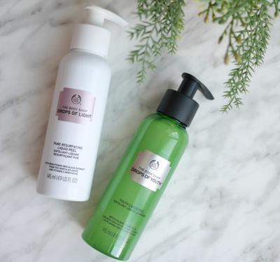 [FORUM] Produk skincare dari The Body Shop yang mana paling kamu favoritkan?