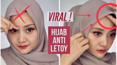 [FORUM] Wiiiih Tutorial Hijab Anti Letoy Milik Linda Kayhz Benar-benar Berhasil!