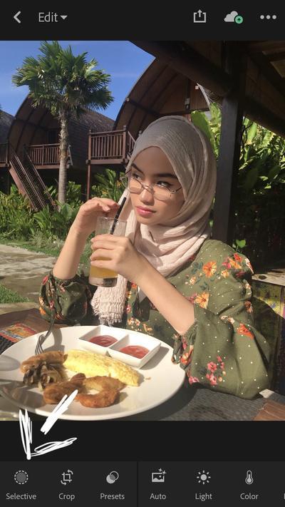 [FORUM] Kira-kira, aplikasi edit foto yang dipakai para selebgram hijabers apa ya?
