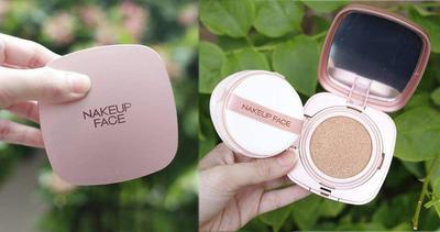 Dapatkan Kulit Wajah Effortless Flawless yang Tahan Lama dengan Nakeup Face CoverKing Powder Cushion, Ladies!