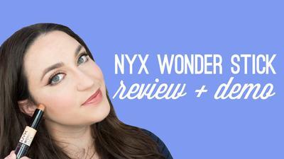 Review Nyx Wonder Stick, Produk All-In One untuk Dapatkan Wajah yang Lebih Berdefinisi