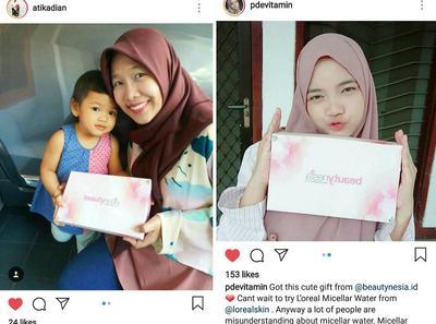 Pemenang Beautynesia Giveaway Campaign Periode Juli 2018, Congratulation!