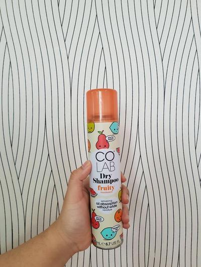 Varian COLAB Dry Shampoo