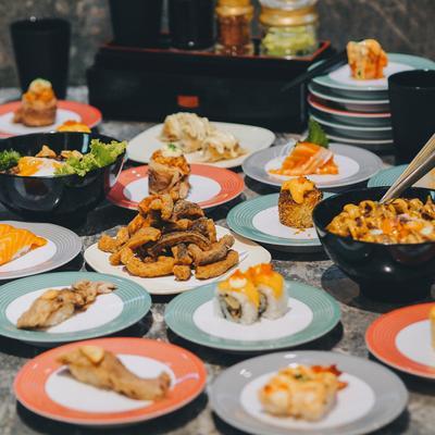 [FORUM] Sushi Go di GI Murah Banget! Enak Nggak Sih?