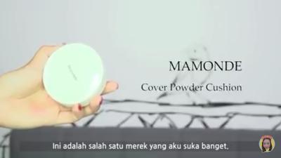 [FORUM] Ada yg sudah menggunakan Mamonde cover powder cousin?