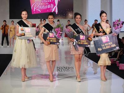 [FORUM] Sis, kamu pernah ikutan ajang model fashion show gitu ga?