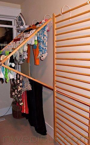 [FORUM] Menjemur baju di dalam rumah emang ga boleh ya?