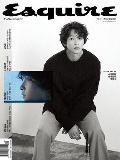 [FORUM] Song Joong Ki Berambut Panjang! Masih Ganteng Nggak ya?