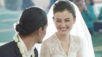 [FORUM] Gimana Pendapat Kamu Tentang Makeup Natural Kimberly Rider di Hari Pernikahan