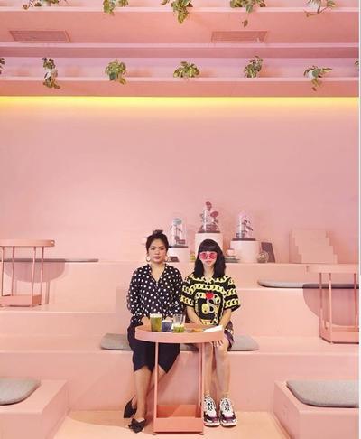 [FORUM] Rekomendasi Kafe Serba Pink di Jakarta, Tak Perlu Lagi ke Korea/Jepang