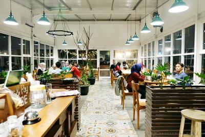 [FORUM] Sharing kafe di Yogyakarta yang asik buat nongkrong atau ngeblog