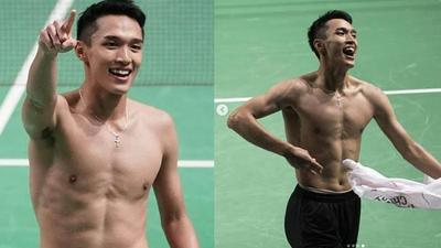 [FORUM] Aksi Jojo Buka Baju Saat Selebrasi di Asian Games, Bikin Kamu Histeris Juga?