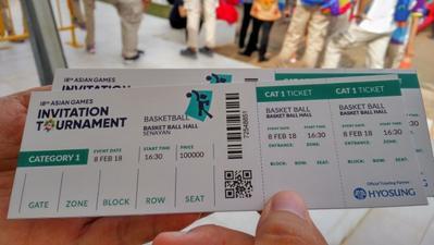 [FORUM] Setuju gak sih kalau beli tiket Asian Games susah banget?