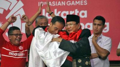 [FORUM] Lagi Viral! Akrabnya Jokowi dan Prabowo Gimana Pendapatmu?