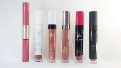 [FORUM] Shay, warna lipstik yang kalian miliki mirip-mirip semua enggak sih?