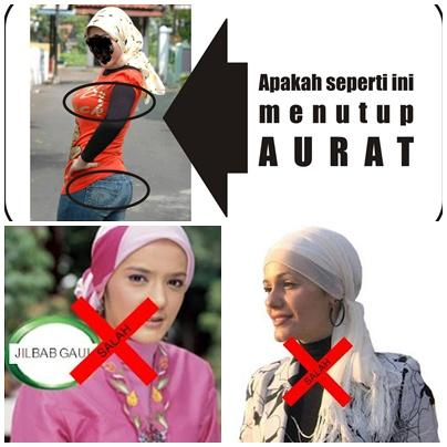 [FORUM] Gaya fashion hijab yang salah