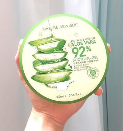 [FORUM] Aloe Vera Nature Republic Ternyata Bikin Hidung Komedo