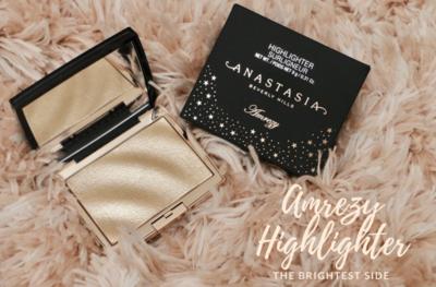 Anastasia Beverly Hills x Amrezy Highlighter, Highlighter Super Flawless yang Akan Buat Kamu Jatuh Cinta!