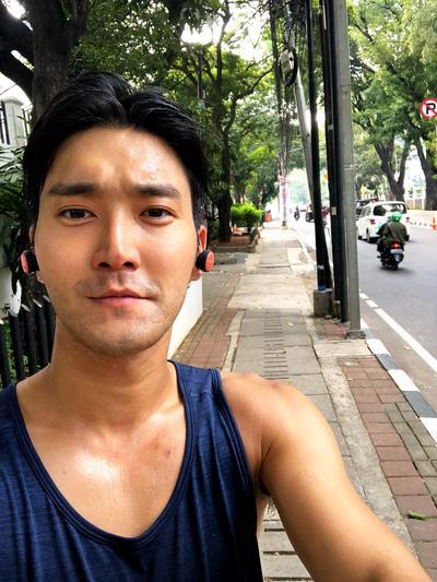 [FORUM] Siwon di Jakarta! Wah, kalau ketemu nggak sengaja kamu mau apa?
