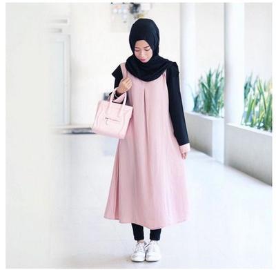 [FORUM] Kamu penggemar rok atau dress nih, hijabers?