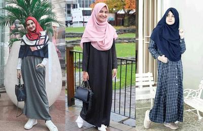 [FORUM] Sekarang berhijab Syar'i ternyata bisa modis juga loh, udah coba?