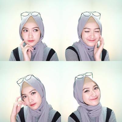 [FORUM] Makeup Hijab Buat si Mata Sipit