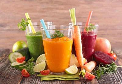 [FORUM] Ada resep jus sayuran yang biasa diminum nggak?