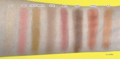 Pigmentasi Kaya untuk Berbagai Look Berbeda