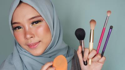 [FORUM] Kuas Makeup bikin wajah aku gatal