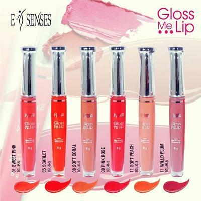 Esenses Gloss Me Lip, Brand Lokal yang Siap Bersaing