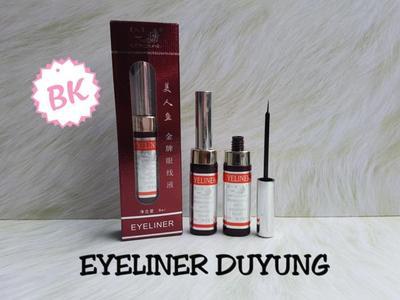 [FORUM] Masih ada yang pakai eyeliner putri duyung?