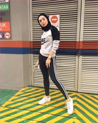 [FORUM] Hijabers, biasanya outfit apa yang kamu pakai buat jogging?
